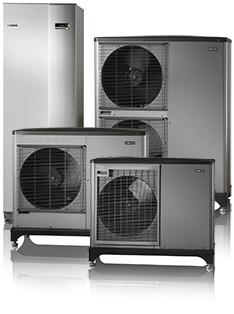 heat pumps ni - air source heat pumps